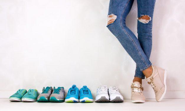 4 Questions qu'une femme doit se poser pour choisir sa paire de chaussures