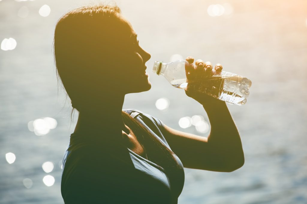 importance de rester hydraté