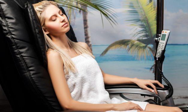 5 bienfaits que les fauteuils massants peuvent vous apporter.